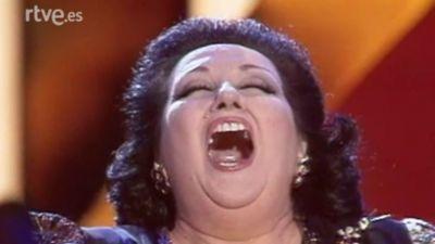 Ay, vida mía - Montserrat Caballé