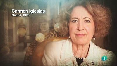 o - Carmen Iglesias
