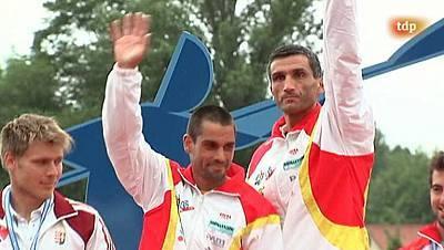 Campeonato de España. Maratón Vila Verde (Portugal)