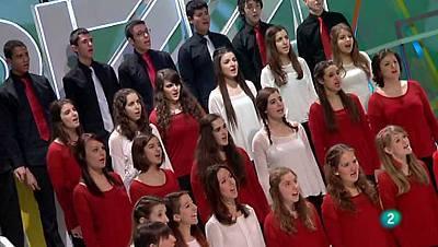 Coro de jóvenes CAM