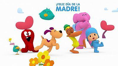 ¡Todos vamos a ser mamá!...la canción de Pocoyó para celebrar el Día de la Madre