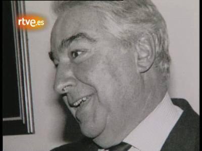 Entrevista a Álvaro Mutis en 'Entre líneas' (1990)