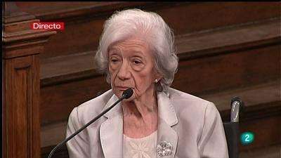 Especial informativo - Entrega del Premio Cervantes 2010
