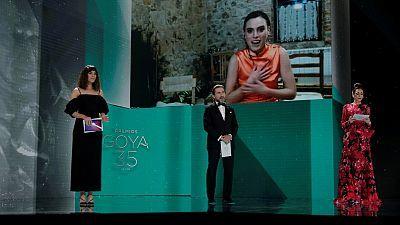2021 - Gala de los Premios Goya 2021 - Lengua de signos