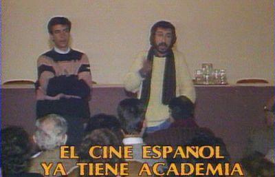 ¿Te acuerdas? - Cómo nació la Academia de cine