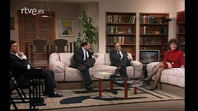 'Buenos días', el primer programa de TVE de programación matinal