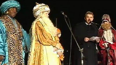 Cabalgata de Reyes de Barcelona (1992)