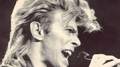 Disco visto - David Bowie