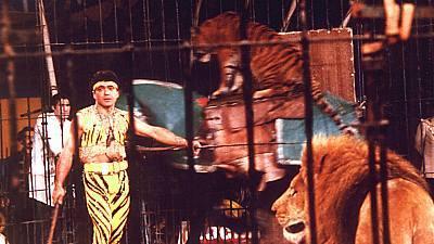 Especial Reyes. Circo sobre hielo de Ángel Cristo y Bárbara Rey