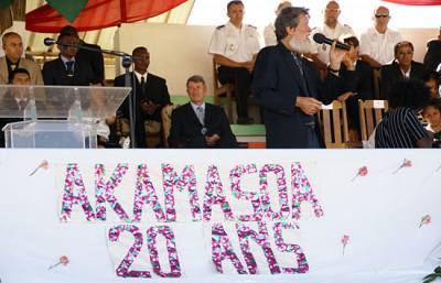 Akamasoa: fiesta en el basurero