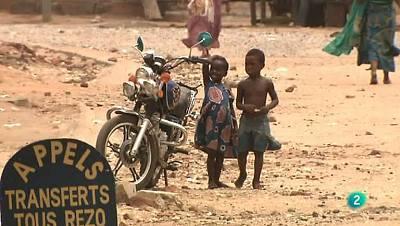 Costa de Marfil: Misión de puertas abiertas