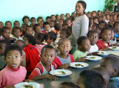 Misión en tierra malgache