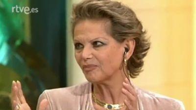 Claudia Cardinale, Jesulín de Ubrique y Azúcar Moreno