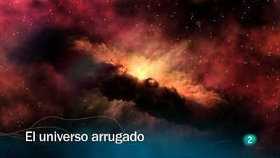El universo arrugado