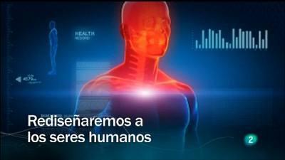 Rediseñaremos a los seres humanos (entrevistas en V.O. inglesa)