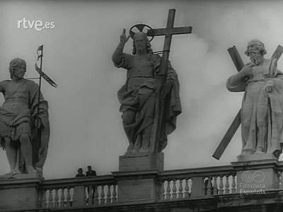 EL ADIOS DE ROMA AL PAPA JUAN
