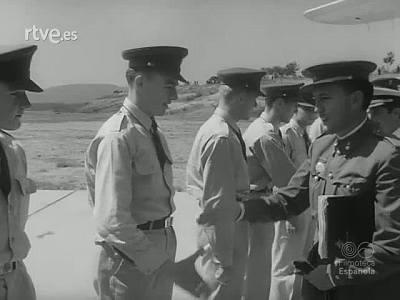 LOS JUEGOS ATLETICOS MILITARES 1964