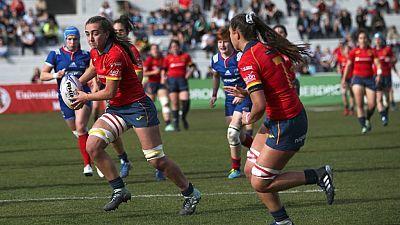 Campeonato de Europa Femenino. Semifinal: España - Rusia