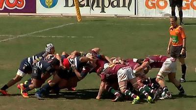 Liga División de Honor, 19ª jornada: CR La Vila - Sanitas Alcobendas Rugby