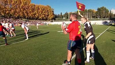 Test Match Selección Masculina: España - Canadá