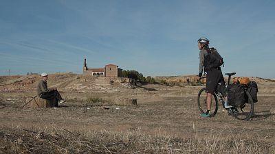 Vía de la Plata: Diario de un ciclista - Etapa 10: De Villanueva de Campean a La Bañeza