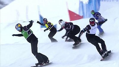 FIS Snowboard Copa del Mundo Magazine - Programa 2