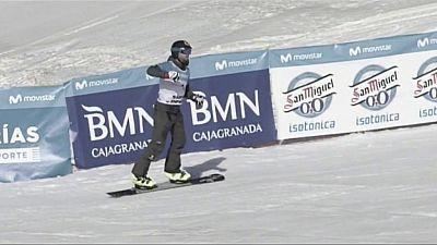 FIS Snowboard Copa del Mundo Magazine - Programa 3