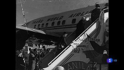 100 años del transporte aéreo en España