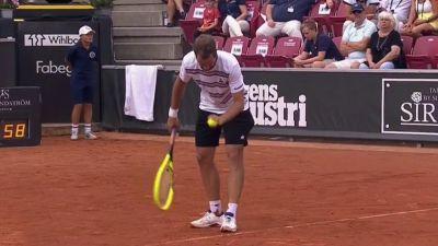 ATP 250 Torneo Bastad. 1/4 de Final: Juan I. Londero - Richard Gasquet