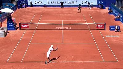 ATP 250 Torneo Gstaad: S.Darcis - J. Sousa