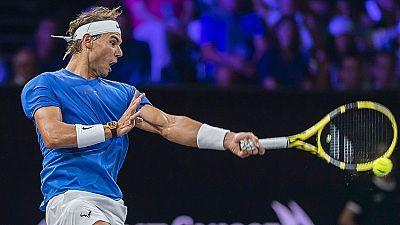 Laver Cup 2019. 7º partido individual: Nadal - Raonic