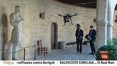 Drones voladores, impresoras 3D y