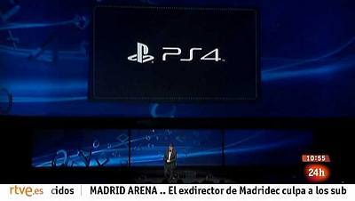 MWC 2013, Surface RT y PlayStation 4 - 02/03/13