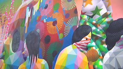 Okuda, Arte y Tecnología, Jennifer Steinkamp