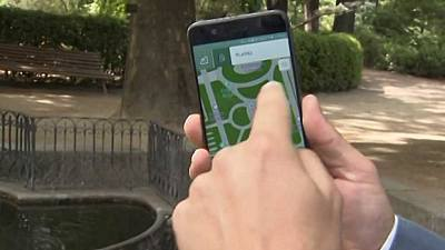 Real Jardín Botánico, MalariaSpot y Carrera de drones
