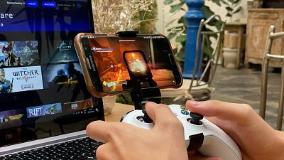 Xbox Series X y S, Nware y móviles para jugar