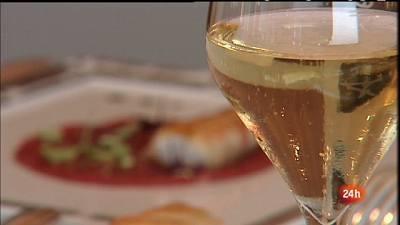 La irrepetible región de Champagne / El universo de Saint Laurent /