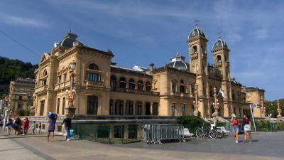 San Sebastián, una escapada de cine