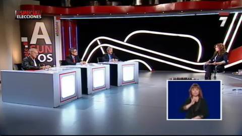 Asuntos Internos. Especial Debate Electoral (17/11/2011)