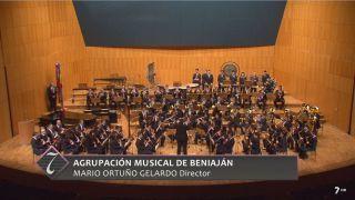 01/10/2017 Agrupación musical de Beniaján