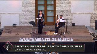 04/06/2017 Paloma Gutiérrez Del Arroyo y Manuel Vilas