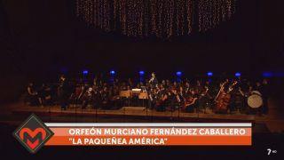 07/01/2018 Orfeón Fernández Caballero - 'La pequeña América'