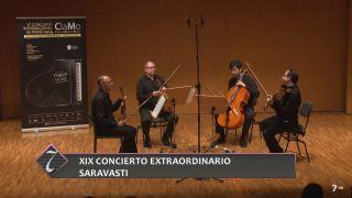 10/03/2019 XIX Concierto extraordinario Saravasti