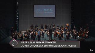 11/01/2020 Joven orquesta sinfónica de Cartagena