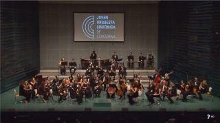 14/01/2018 Joven orquesta sinfónica de Cartagena