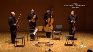 17/04/2016 Cuarteto Saravasti