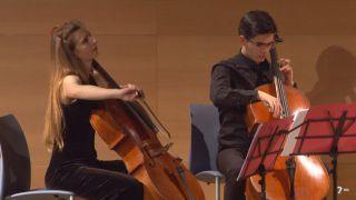 19/03/2019 Cuarteto de Violonchelos