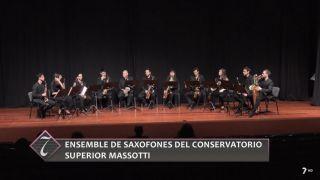 21/09/2019 Ensemble de saxofones