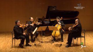 28/02/2016 Cuarteto Almus
