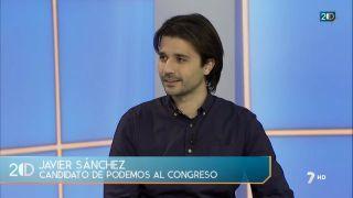 Entrevista al candidato de Podemos